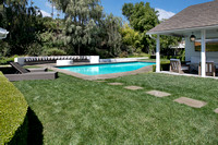 Backyard/Pool